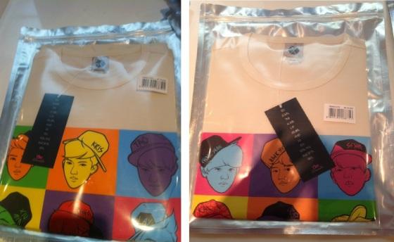 EXO XOXO T-shirt Ver. 2