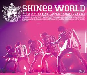 SHINee The First Japan Arena Tour Regular Edition [Blu-Ray]
