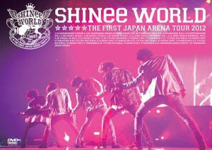 SHINee The First Japan Arena Tour Regular Edition [DVD]