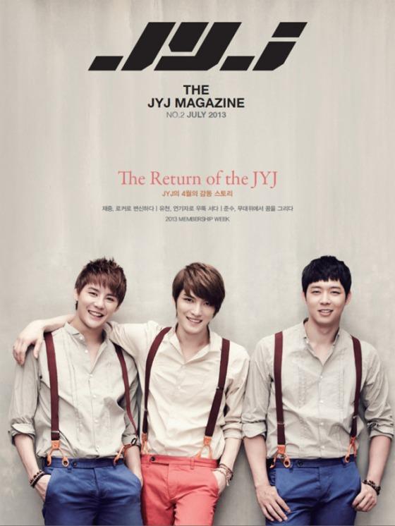 The JYJ Magazine