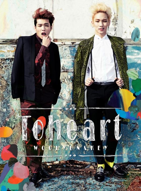 TOHEART ALBUM